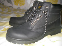 Strong mens boots