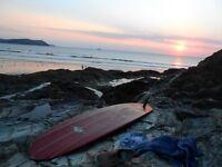 Longboard for sale in Woolacombe - Custard Point 8'6''