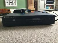 Cambridge audio CD4 compact disc player