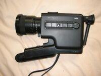 Braun Nizo Integral 10 Super 8 Sound camera