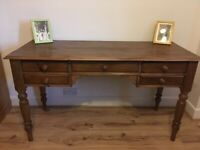 Antique desk or occasional table. Reduced price today!