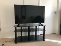 "43"" Smart TV with stand"