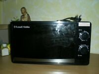 Russell Hobbs Manual Microwave