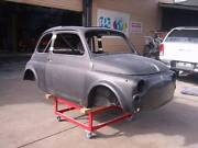 Fiat 500/VW Project Rally Car Norwood Norwood Area Preview
