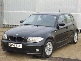 2006 (56 reg), BMW 1 Series 2.0 120d SE 5dr