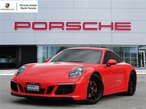 2017 Porsche 911 Carrera 4 GTS PDK, UNLIMITED KM WARRANTY
