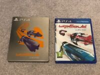 Wipeout Omega - COLLECTION EDITION - PS4 - Mint Condition