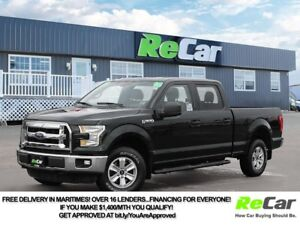 2016 Ford F-150 XLT CREW | 4X4 | 5.0L | BACK UP CAM