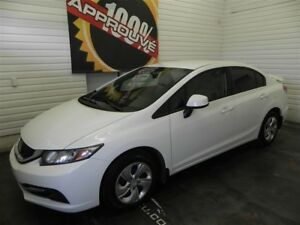 2013 Honda Civic LX, Bluetooth, Bancs chauffants