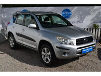 TOYOTA RAV 4 Ca't get car finance? Bad credit, unemployed? We can help!
