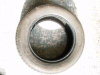 Tyre, part worn fits Passat 205/60/15