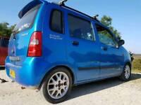 Suzuki wagon R + special