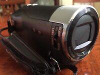 Sony HDR-CX240E Camcorder - Black