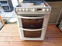 hotpoint ceramic electric cooker 50 CM