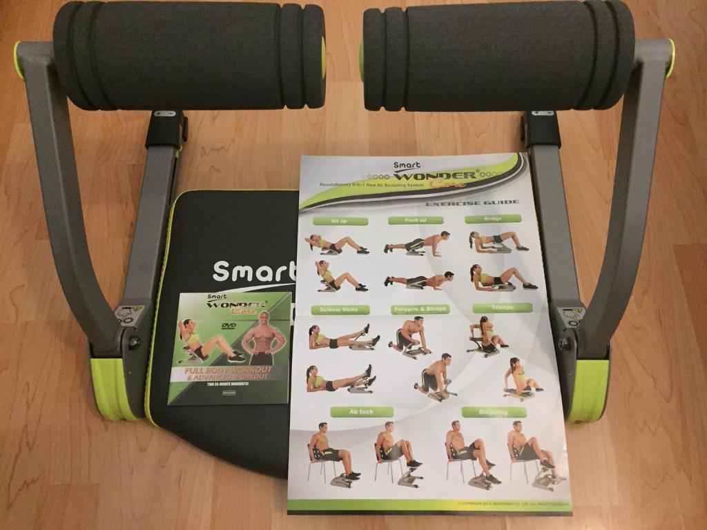Wondercore fitness machine rrp £89