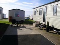 3 Bed Caravan for Rent at Berwick Haven Holiday Park