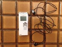 Olympus Digital Voice Recorder WS-321M - barely used