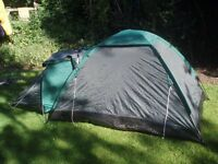 2 Man Pro action Dome Tent