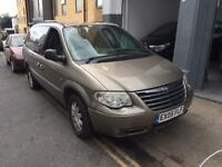CHRYSLER GRAND VOYAGER 2.8 AUTOMATIC FULL LEATHER FULL ELECTRIC DOORS SPARES OR REPAIRS