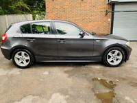 EXCELLENT AND CLEAN BMW 1 SERIES 2 LITRE PETROL MANUAL