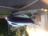 24 feet bayliner boat for sale