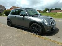BMW Mini Cooper S 2003, Miltek exhaust, only 86000 miles with 3 months warranty