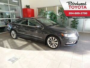2013 Volkswagen CC Highline LEATHER/MOONROOF & ALL!! ON CLEARANC