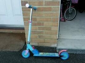 Disney frozen scooter
