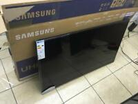 "New Samsung 50"" smart 4k ultraHD wi-fi ue50mu6120"