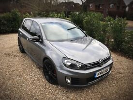 "2012 Volkswagen Golf 2.0 TDI GTD DSG 5dr Sport Edition/1 Owner/VW History/18"" Alloys/Leather/Satnav"