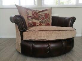 Swivel Armchair | Quick Sale | £200 ONO (RRP £1,000)
