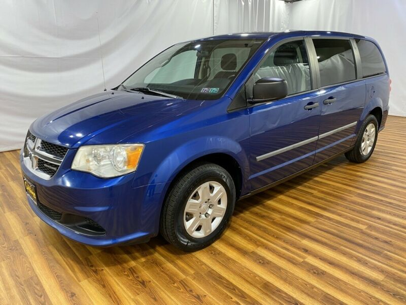 Image 8 Voiture American used Dodge Grand Caravan 2011