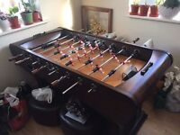 FOOSBALL TABLE LOVELY CONDITION ♡