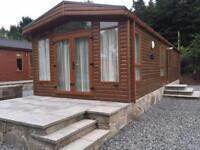 6 person lodge Auchterarder, Scotland