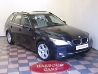 2009 59 BMW 520d SE Touring Business Edition, Manual, 1 Lady Owner, 34,000 Miles, Sat/Nav