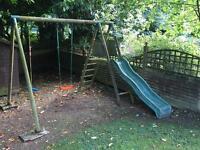 Jungle Gym climbing frame £160