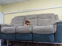 Lazy boy exdisplay electric recliner sofa