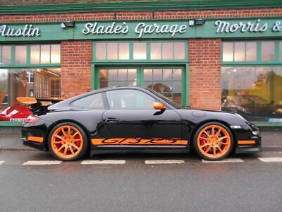 Porsche 911 GT3 RS UK C16 RHD