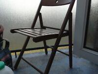 Folding chair X 2