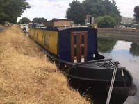 45' Narrowboat for sale