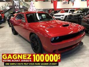 2015 Dodge Challenger SRT**HELLCAT**UNIQUE AU CANADA**PNEUS NEUF