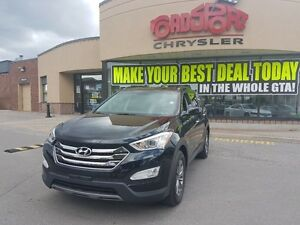 2015 Hyundai Santa Fe Premium HEATED SEATS & WHEEL, CLEAN CARPRO