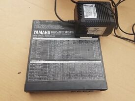 Yamaha emp 100 Vocal processor. Comes with a power supply. Good condition. £20