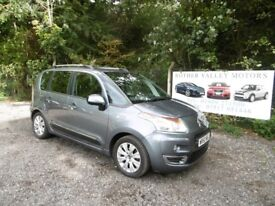 Citroen C3 Picasso Exclusive HDi Diesel In Grey, 2010 60 reg, One Owner, Service History