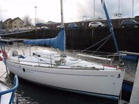 Sailing Yacht Beneteau First 211