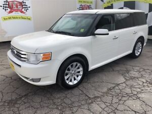 2011 Ford Flex SEL, Automatic, Leather, 3rd Row Seating