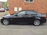 BMW 320d M-Sport AUTOMATIC - FULL LEATHER, LOW MILEAGE, EXCELLENT CONDITION