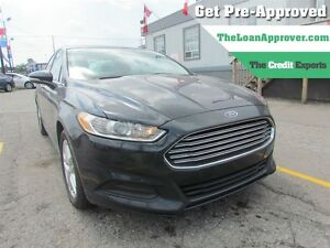 2014 Ford Fusion SE * NAV * BLUETOOTH * CAM * SAT RADIO * HEATED