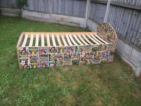 Marvel cabin bed