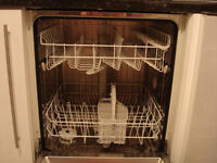 NEFF Fully Built In Integrated Full Size Dishwasher